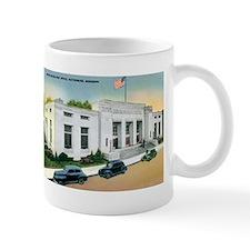 Hattiesburg Mississippi MS Mug