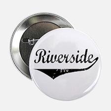 """Riverside 2.25"""" Button"""