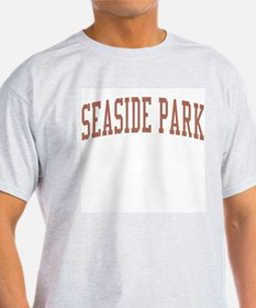 Seaside Park New Jersey NJ Red T-Shirt