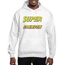 Super brenden Hoodie