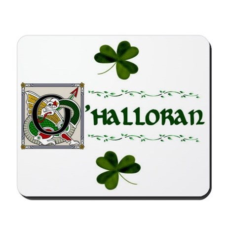 O'Halloran Celtic Dragon Mousepad
