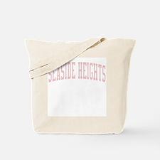 Seaside Heights New Jersey NJ Pink Tote Bag