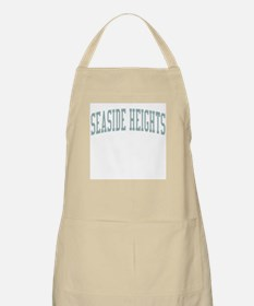 Seaside Heights New Jersey NJ Green BBQ Apron