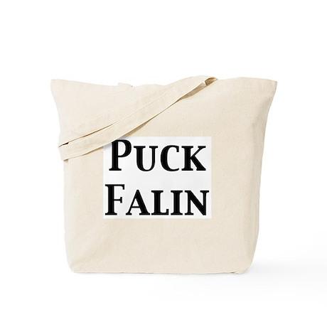 Puck Falin Tote Bag
