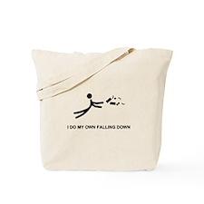 I Do My Own Falling... - Tote Bag