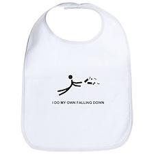 I Do My Own Falling... - Bib