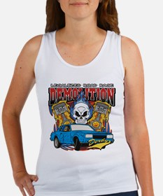 Demolition Derby Women's Tank Top