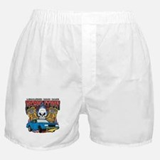 Demolition Derby Boxer Shorts