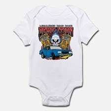 Demolition Derby Infant Bodysuit