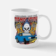 Demolition Derby Mug