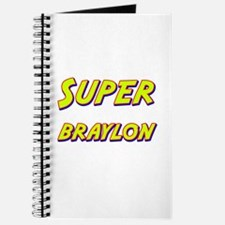Super braylon Journal