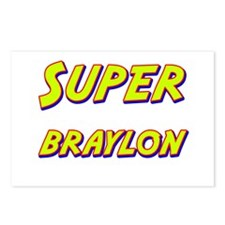 Super braylon Postcards (Package of 8)