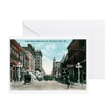 Joplin Missouri MO Greeting Card