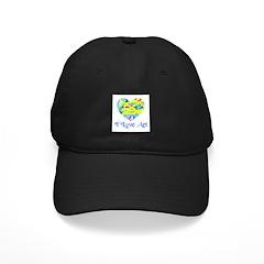 I LOVE ART Baseball Hat