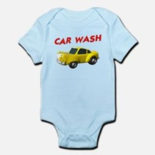 Car Wash Infant Bodysuit