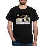 Night Flight/ Brussels Dark T-Shirt