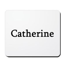Catherine - Personalized Mousepad