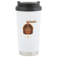 Grammie's Little Turkey Travel Coffee Mug