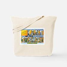 Lake Ozarks Missouri MO Tote Bag