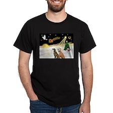 Night Flight/2 Greyhounds T-Shirt