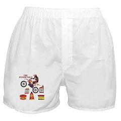 The Dirtbike Essentials Boxer Shorts