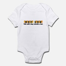 Allergy Alert Infant Bodysuit