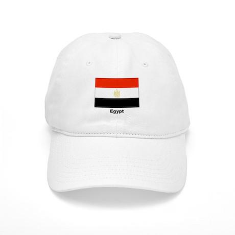 Egypt Egyptian Flag Cap