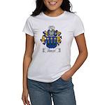 Vanucci Family Crest Women's T-Shirt