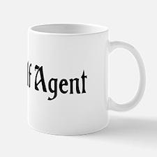 Werewolf Agent Mug