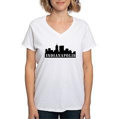 Indianapolis Skyline Shirt