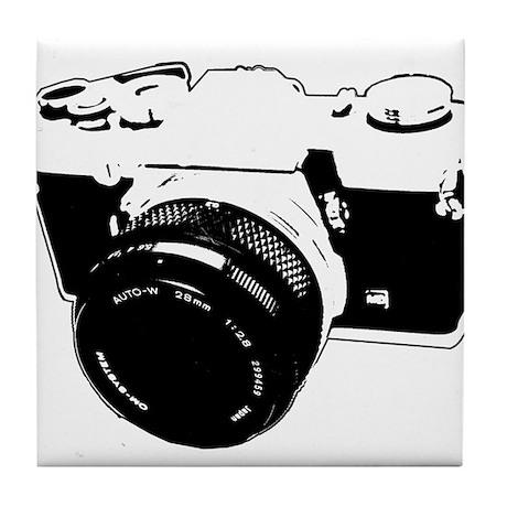 Photographer Tile Coaster