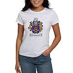 Vecchiaretti Family Crest Women's T-Shirt