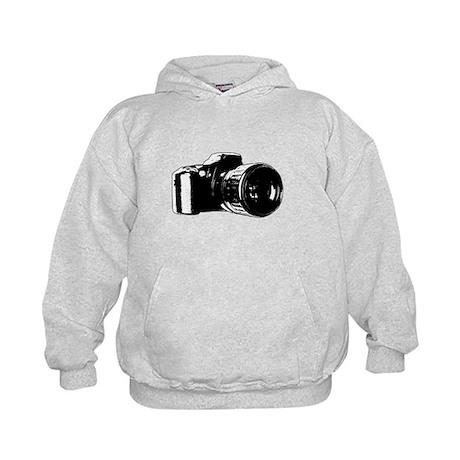 Photographer Kids Hoodie