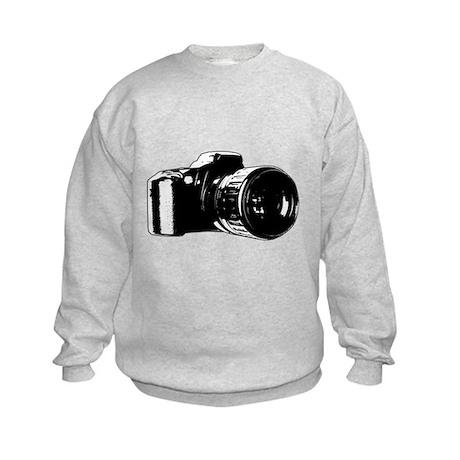 Photographer Kids Sweatshirt