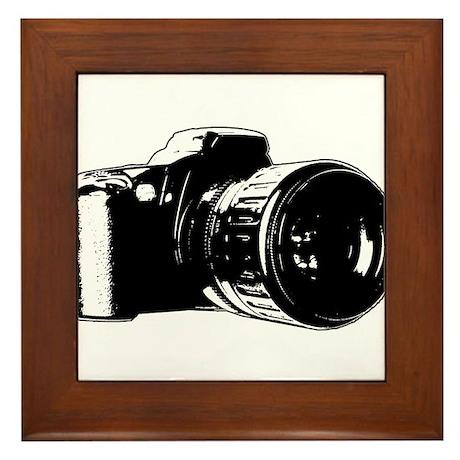 Photographer Framed Tile