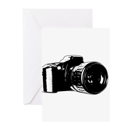 Photographer Greeting Cards (Pk of 20)