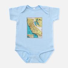California Pride! Infant Bodysuit