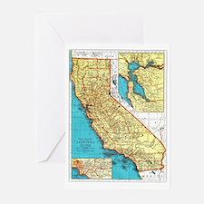 California Pride! Greeting Cards (Pk of 10)
