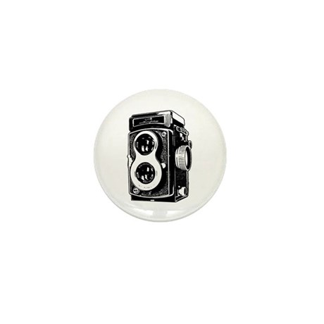 Photographer Mini Button