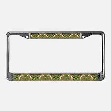 Nom Nom License Plate Frame