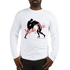 Muay Thai Long Sleeve T-Shirt