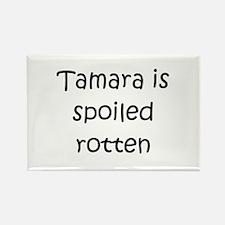 Cute Tamara Rectangle Magnet