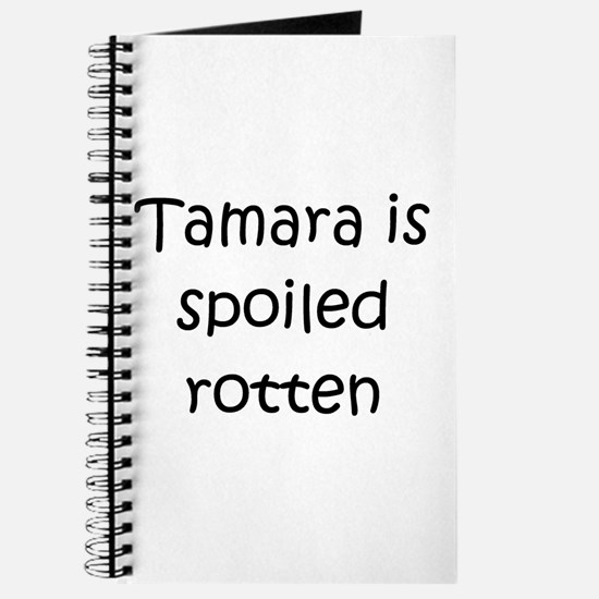 Cute Tamara Journal