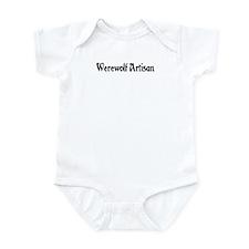 Werewolf Artisan Infant Bodysuit