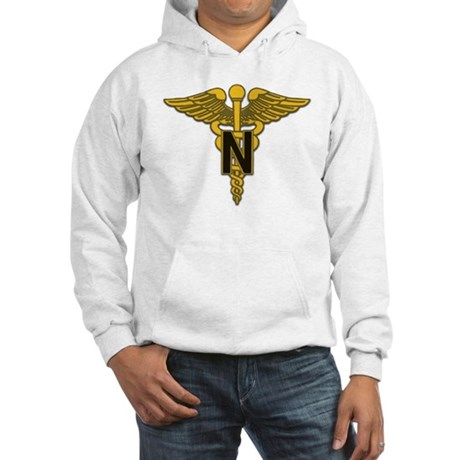 Army Nurse Corps Hooded Sweatshirt