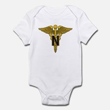 Army Nurse Corps Infant Bodysuit