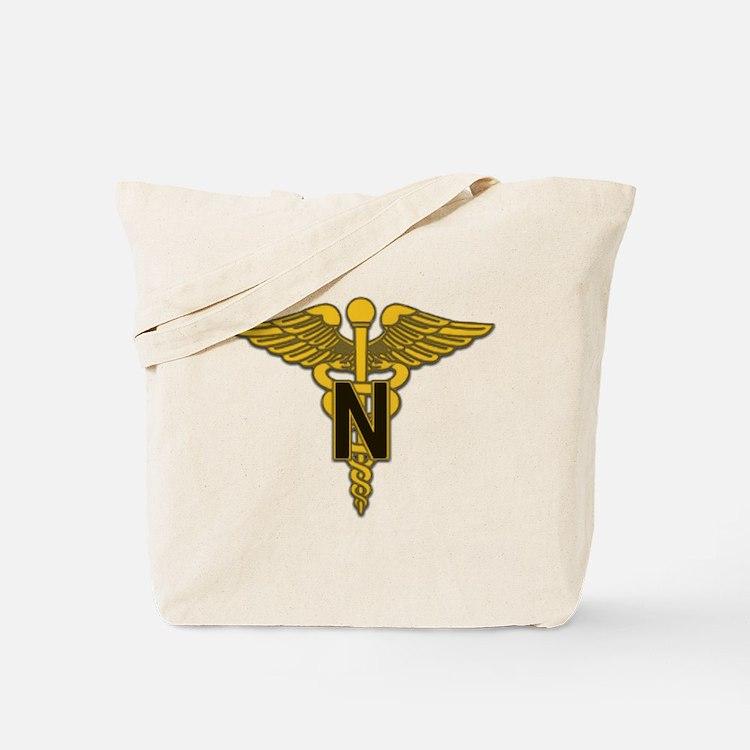 Army Nurse Corps Tote Bag