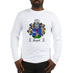 Verardi Family Crest Long Sleeve T-Shirt