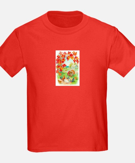 Thanksgiving Farm Design T