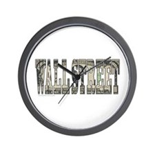 WALL STREET 1000 Dollar BILL Wall Clock